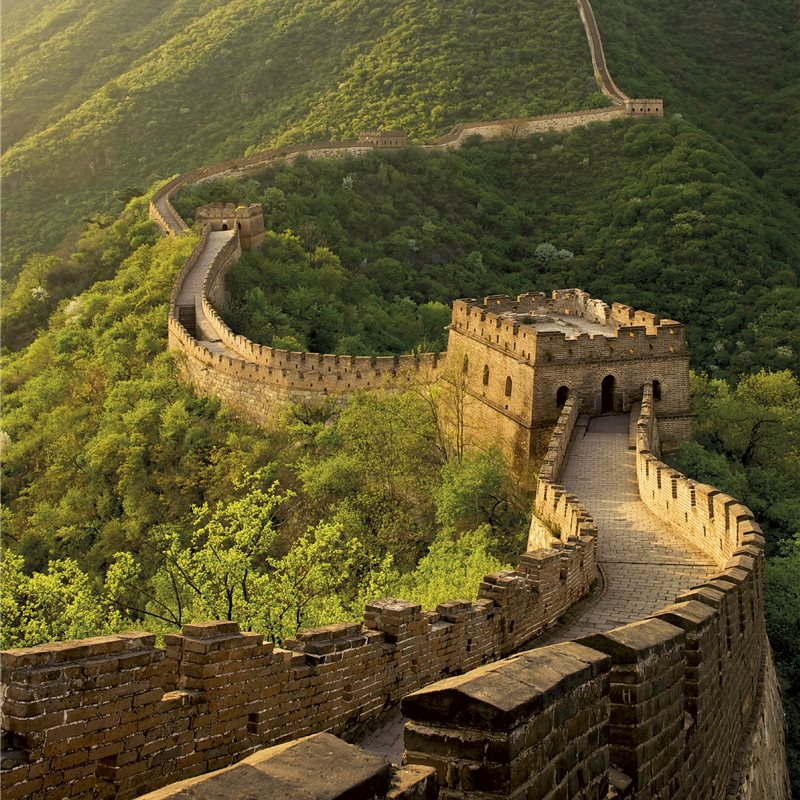 La Gran Muralla china: la mayor obra de ingeniería del mundo