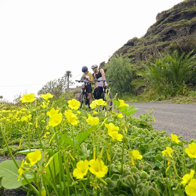 Senderismo en Las Palmas de Gran Canaria