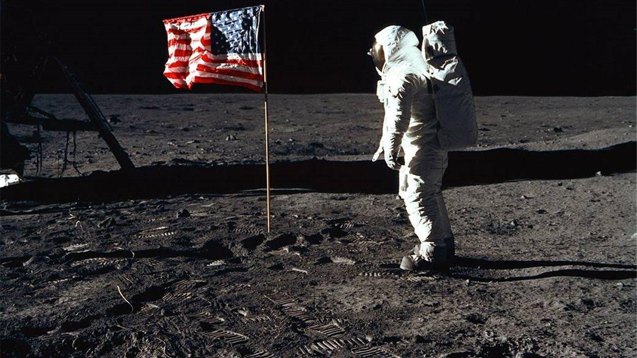 El hombre pisó la Luna hace 51 años ¿Qué música escuchaba?