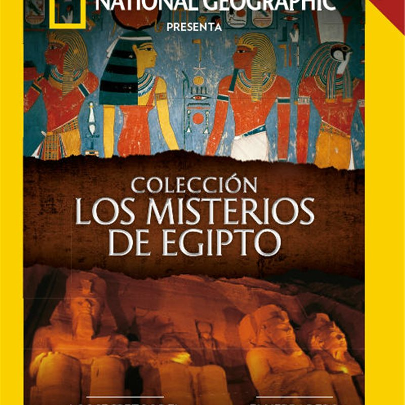 Documental: Los Misterios de Egipto