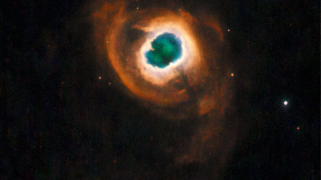 Una estrella moribunda permite vislumbrar el futuro del Sol