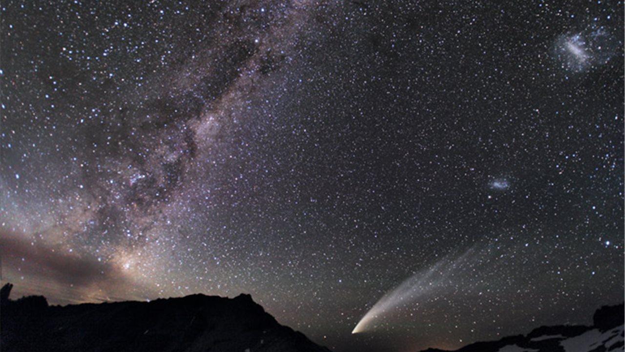 Andrómeda Devorará La Tierra Dentro De 4 000 Millones De Años