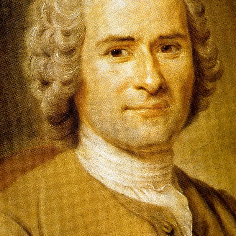 Biografia De Rousseau