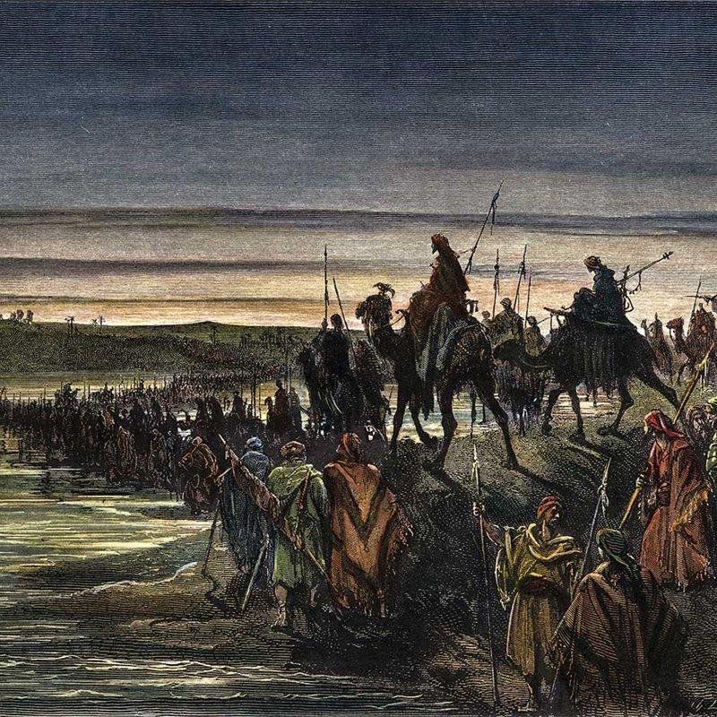 ¿Estuvieron los judíos cautivos en Egipto?