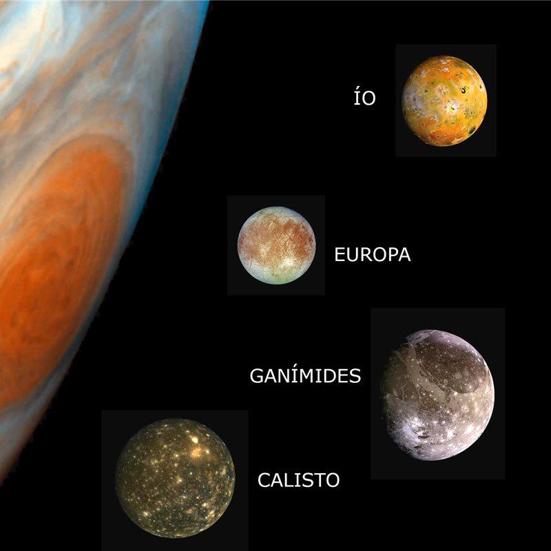 El Hubble capta unas impresionantes auroras en Júpiter