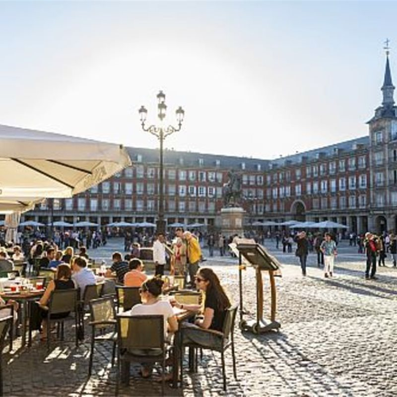 Historia de la plaza Mayor de Madrid, una plaza a la mayor gloria de la monarquía