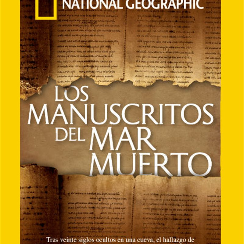 Documental: Los manuscritos del Mar Muerto