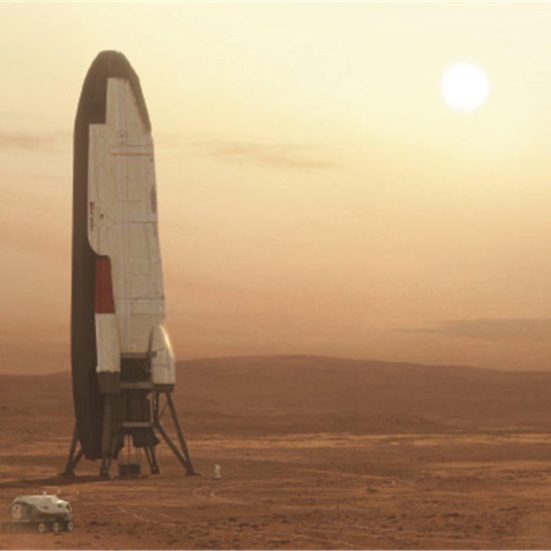 ¿Cómo colonizaremos Marte?