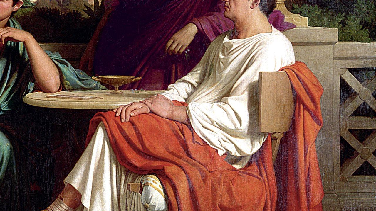 mecenas  el amigo de augusto y de los poetas