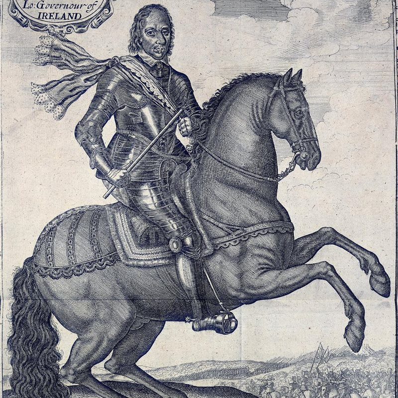 Oliver Cromwell, un rey sin corona