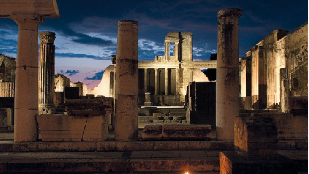 Pompeya, la ciudad y sus sombras