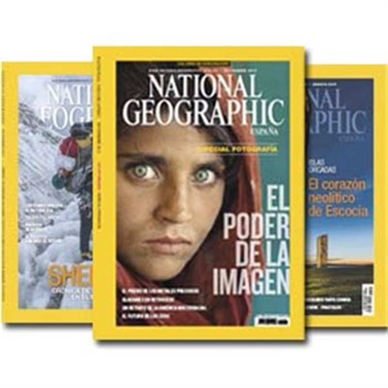 Portadas National Geographic