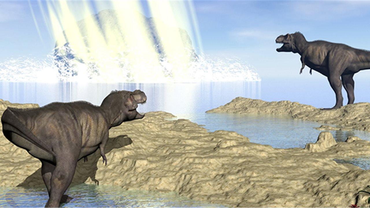Meteorito O Volcan La Extincion De Los Dinosaurios A Debate Juegos animados coches dinosaurios y robots. la extincion de los dinosaurios a debate