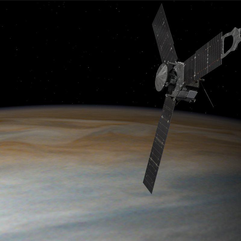 """Júpiter y Saturno """"descolocan"""" a los científicos"""