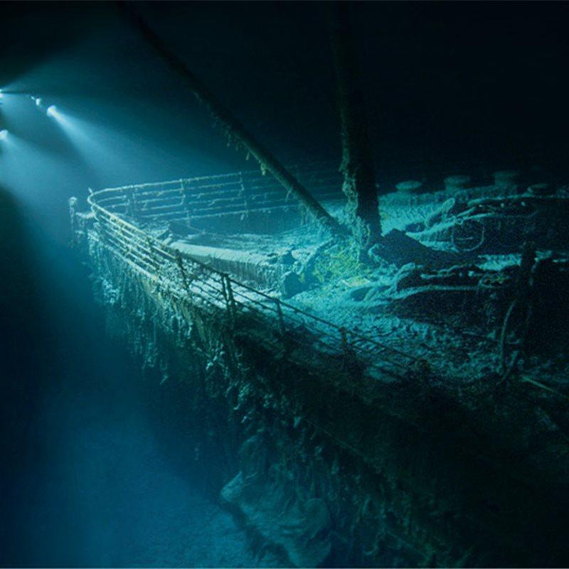 Un Titanic Nunca Visto