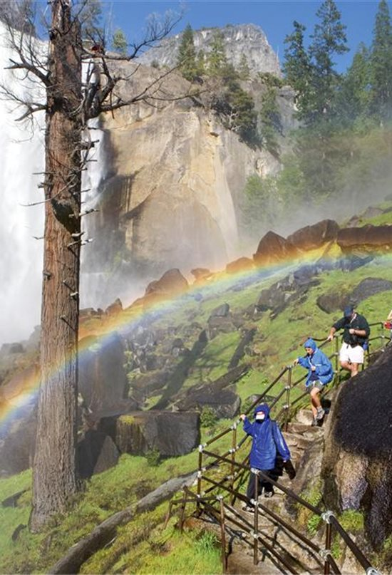 Yosemite, Sequoia y Kings Canyon