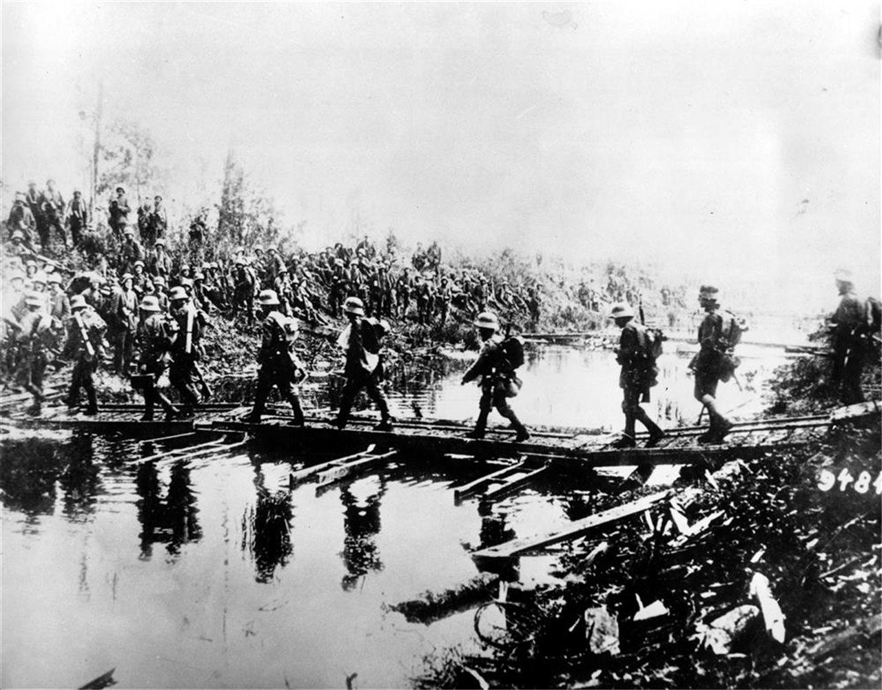 Test Cuanto Sabes De La Primera Guerra Mundial National Geographic