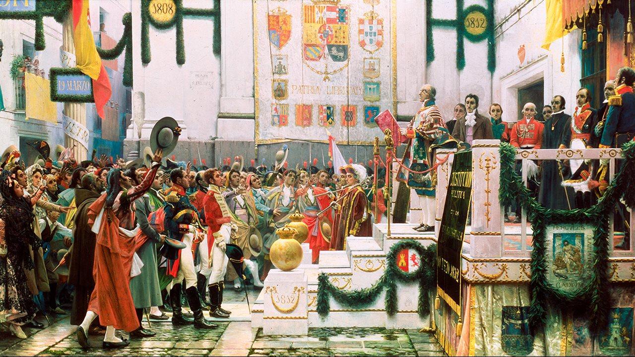 Viva la Pepa! 1812, las Cortes de Cádiz y la primera Constitución ...