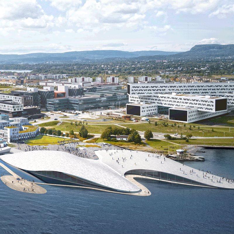 El Oslo del futuro