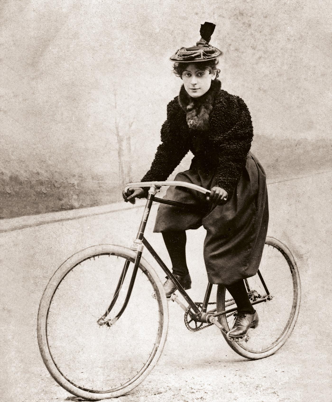 La bicicleta y la emancipación de las mujeres