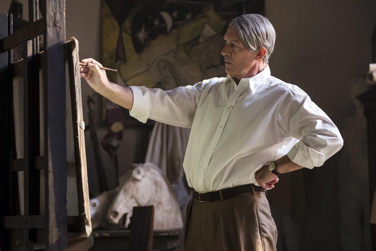 Imagen de Antonio Banderas en Genius: Picasso