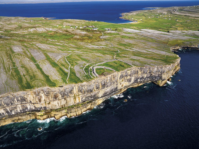Inis Mor Irlanda. Islas Aran