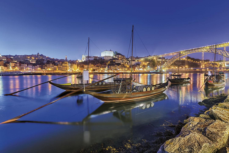 Travesía por el Duero hasta Oporto