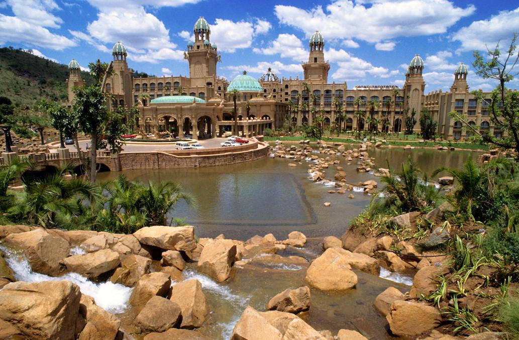 ALM-A171WE Ciudad Prohibida Sudáfrica. Palacia Ciudad Perdida (Sudáfrica)