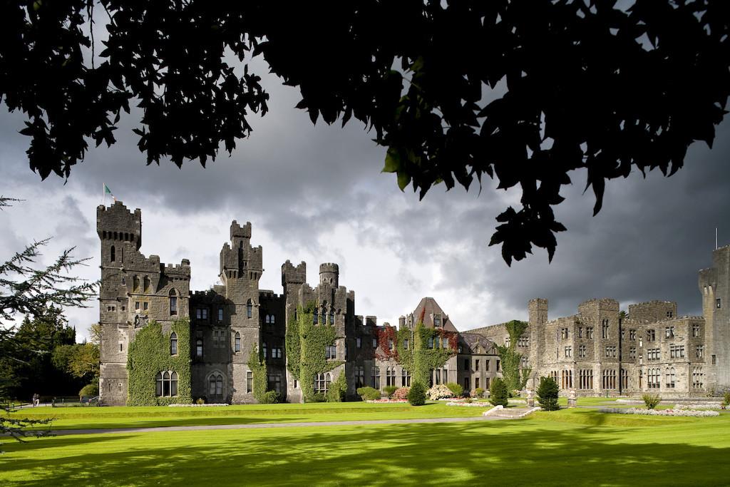 LKF-291409 Ashford Castle. Castillo de Ashford (Irlanda)