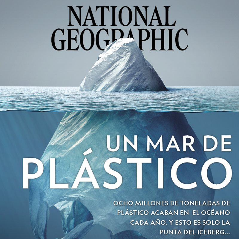 Portada National Geographic junio 2018