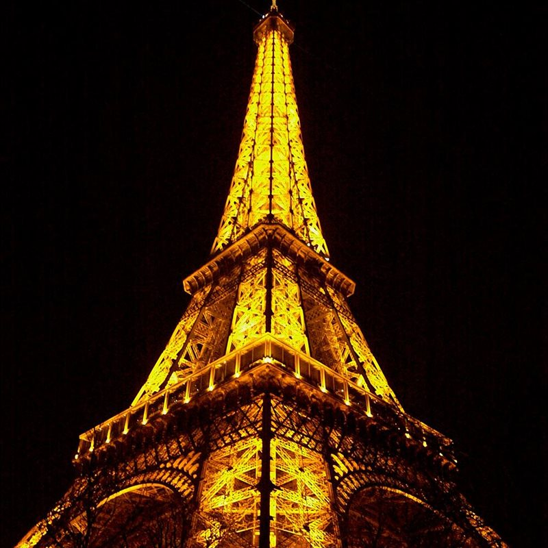 La Torre Eiffel La Construcción De Un Coloso
