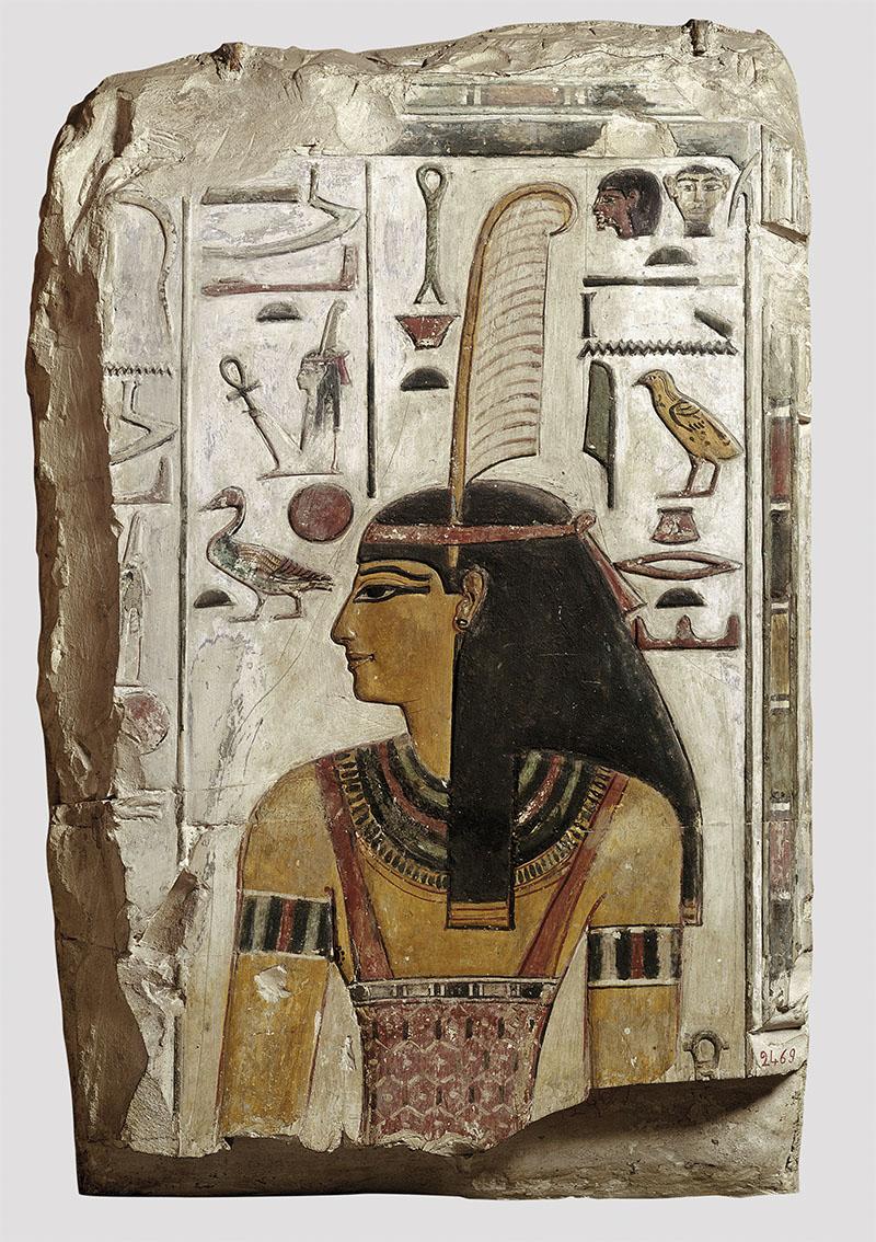 La Justicia Del Faraón En El Antiguo Egipto