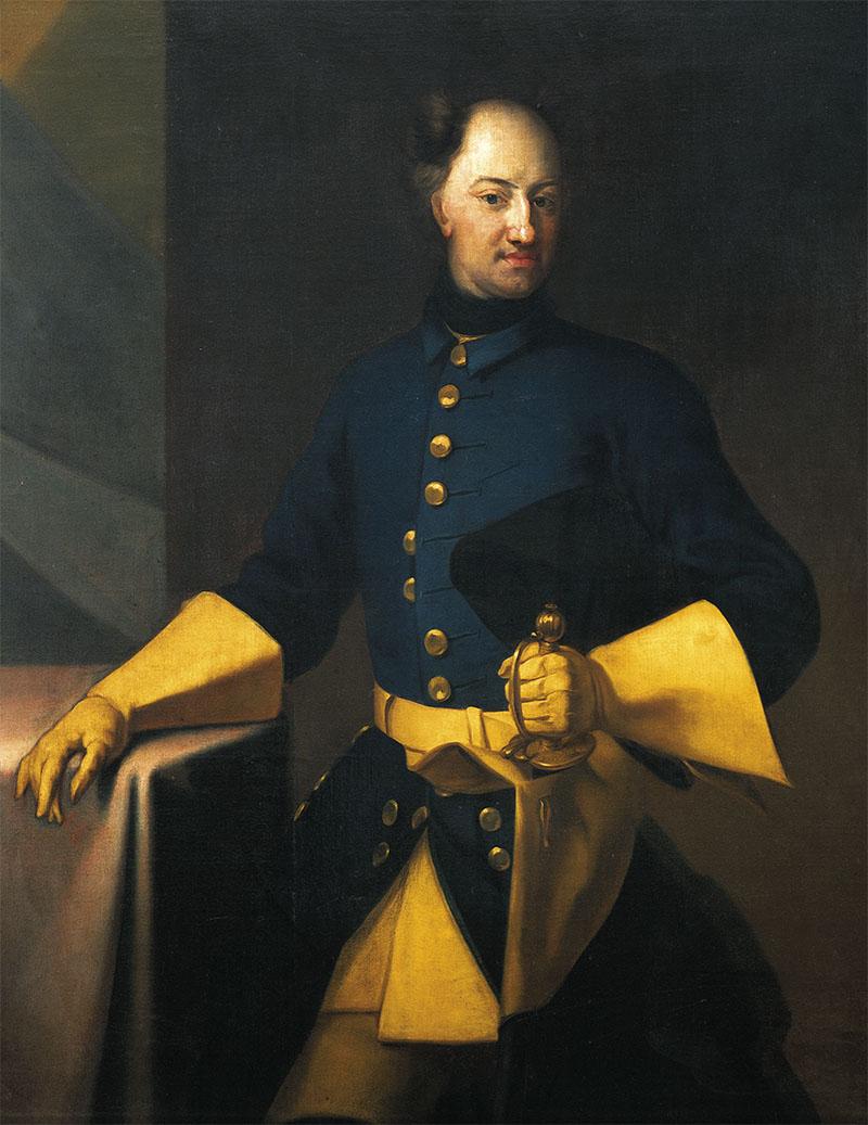 Carlos XII de Suecia, el Alejandro Magno del Norte