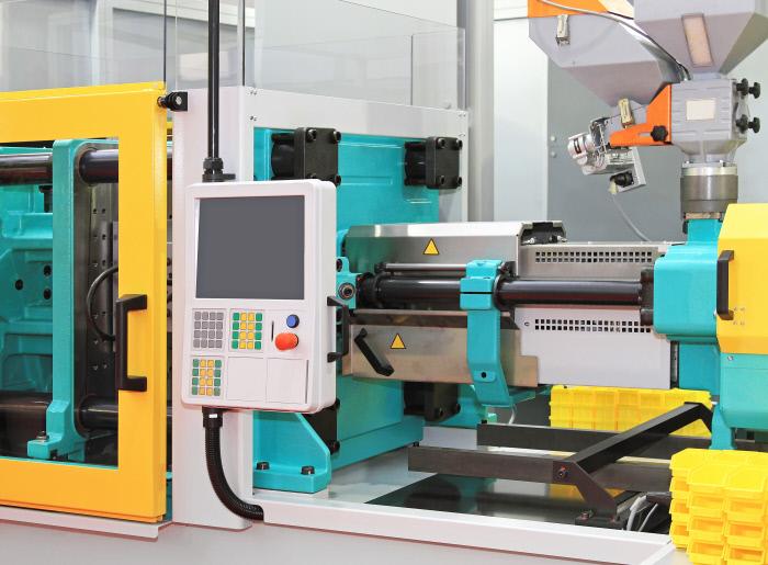 plasticos maquinaria. Maquinaria industrial