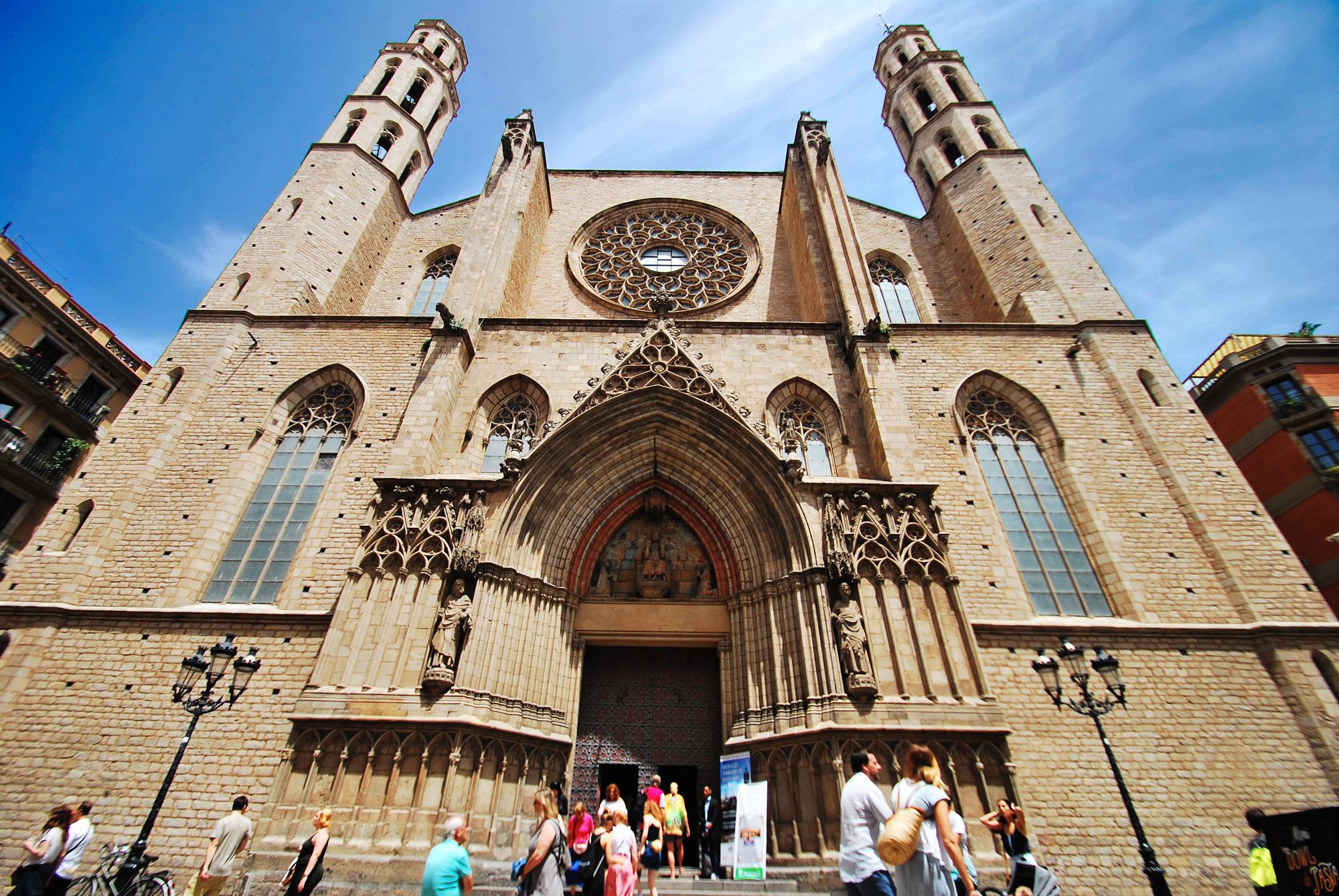 No es una catedral, sino una basílica