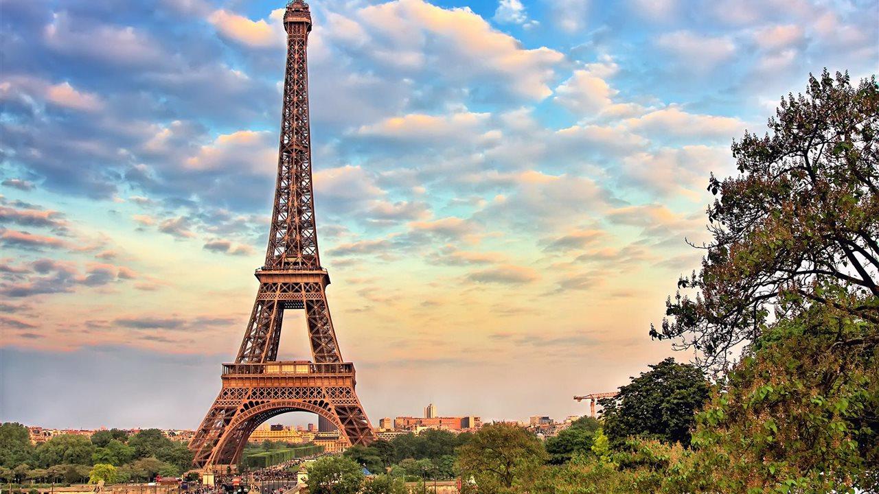 la torre eiffel el monumento m s famoso de par s