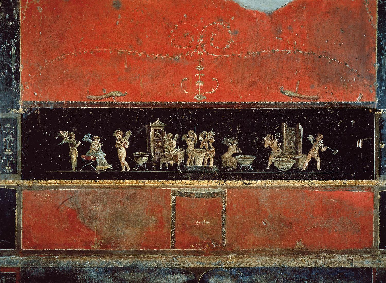 03 fresco cupido perfume pompeya. Cupidos perfumistas