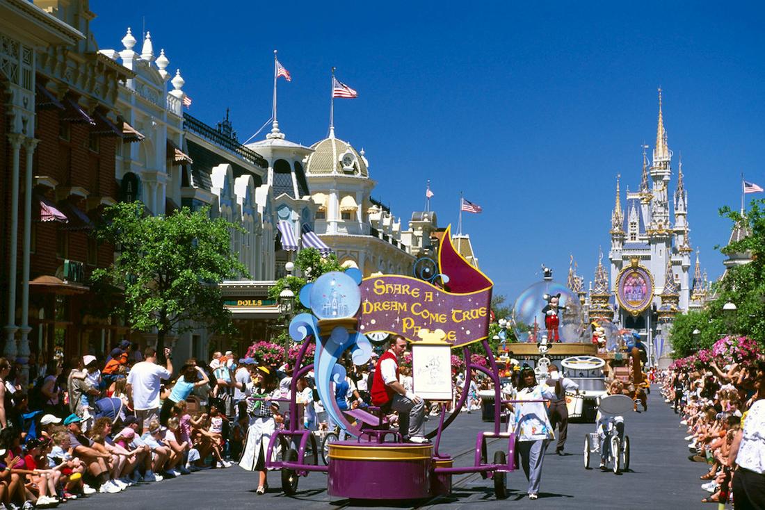 Disney World. Magic Kingdom Park (Estados Unidos)