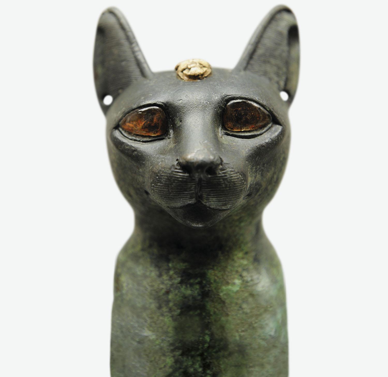 diosa Bastet gato. La diosa gata