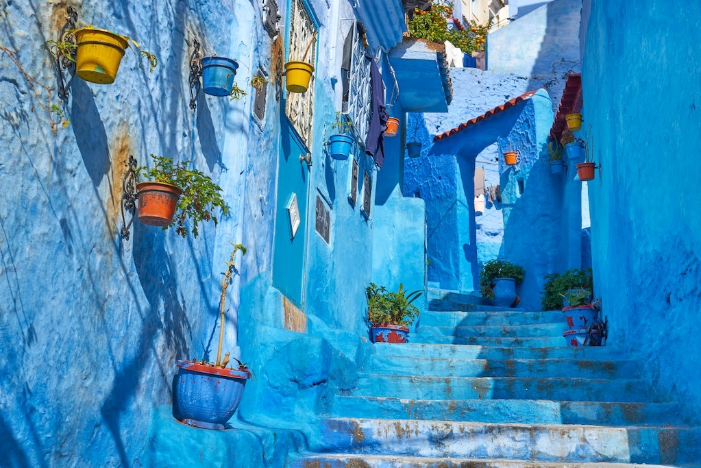 Marruecos - La Silla Tours