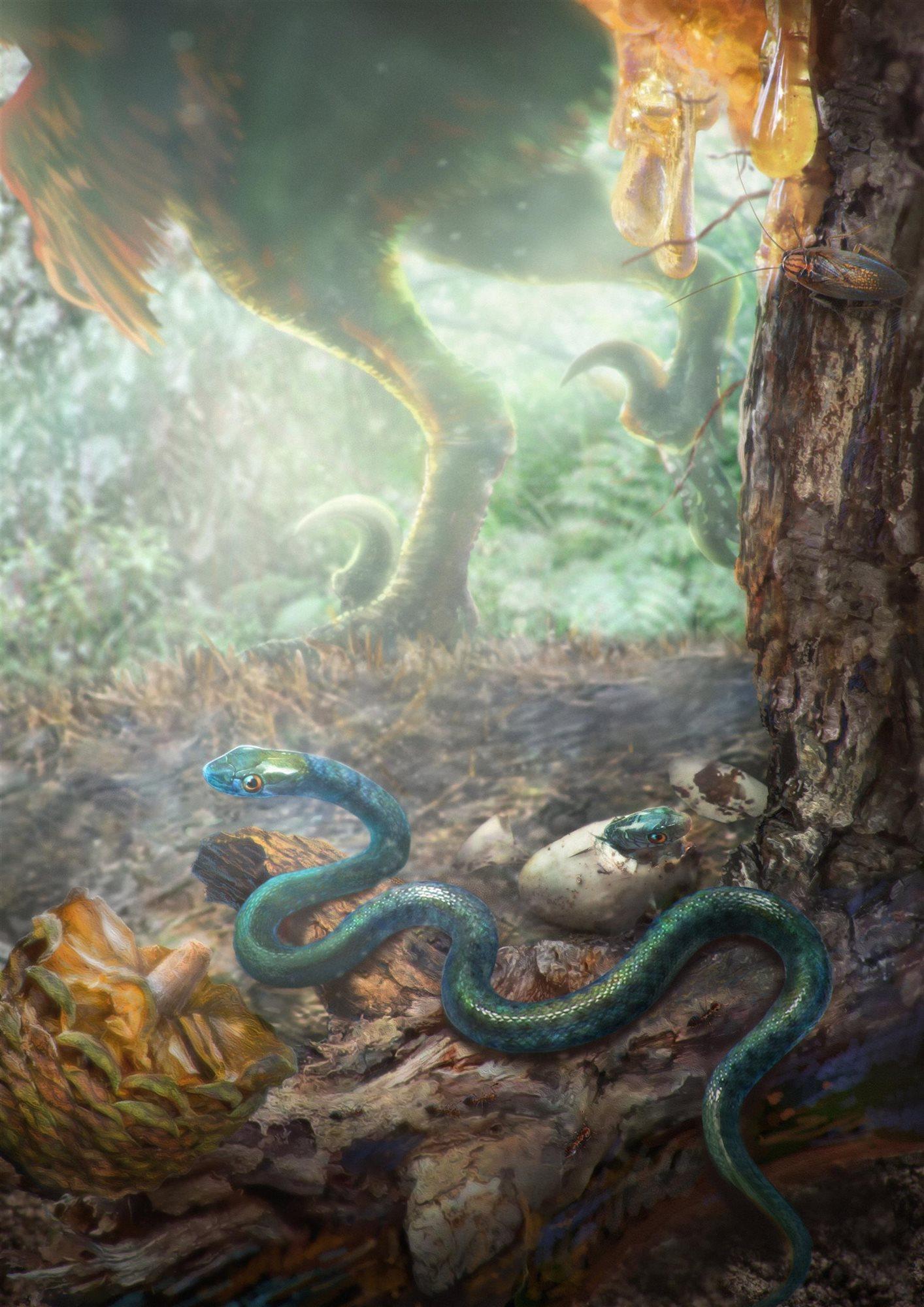 Resultado de imagen de La sinuosa serpiente maya