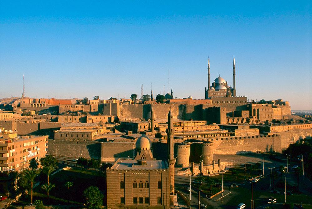 ciudadela-el-cairo. La Ciudadela de El Cairo