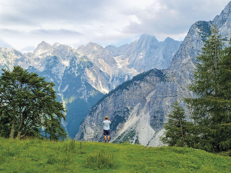 Alpes Julianos - Eslovenia