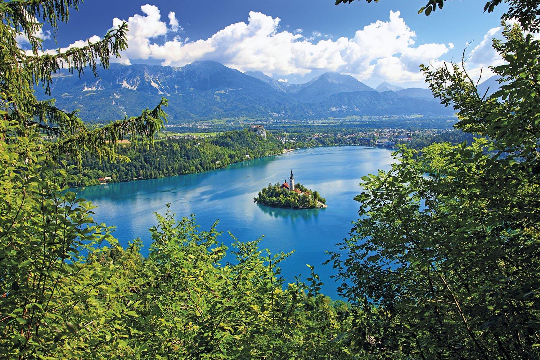 Lago Bled - Eslovenia
