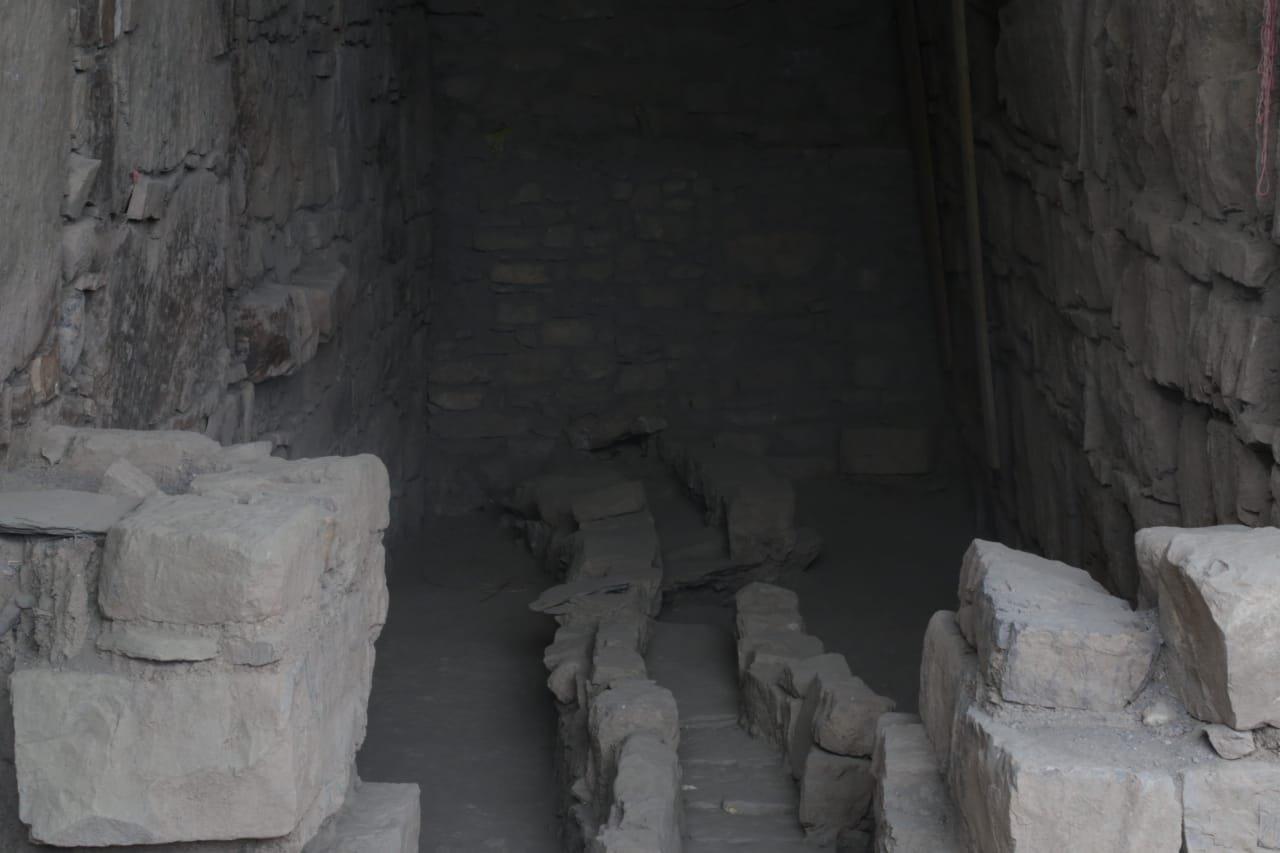chavindehuantar6. Estructuras de piedra