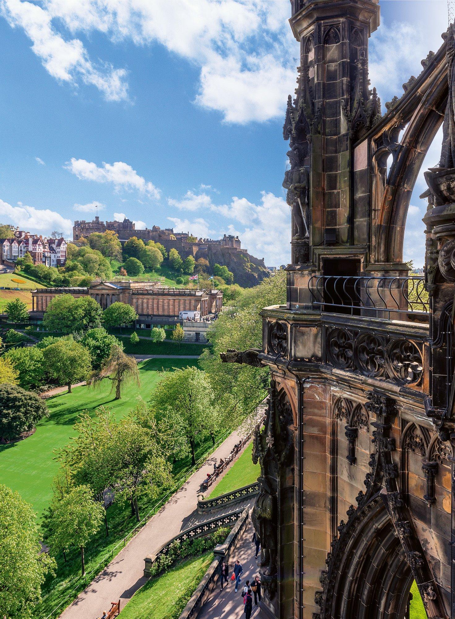 42-55484278. Edimburgo y la Ruta del Whisky