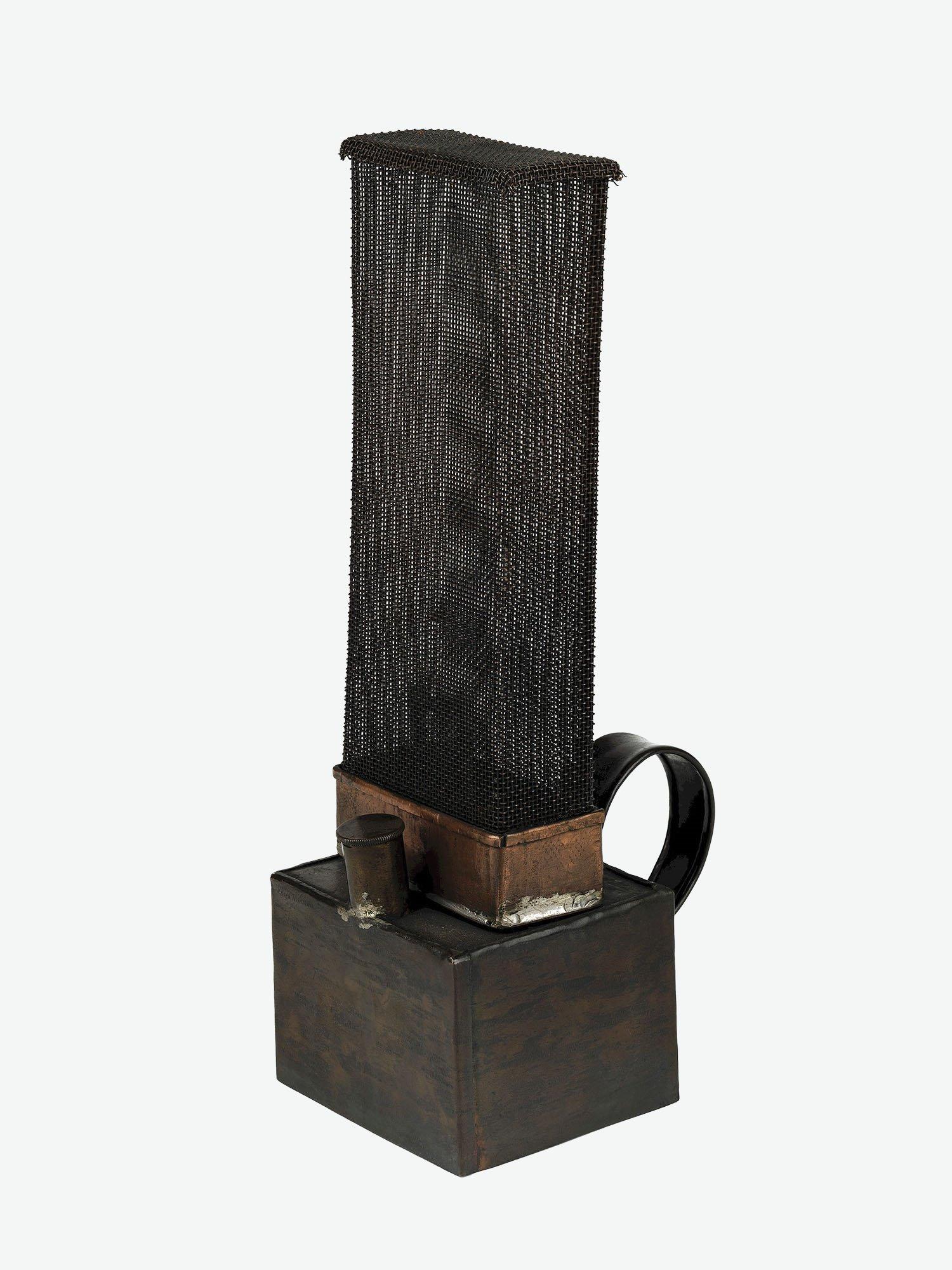 La lámpara de Davy: iluminar la mina y evitar explosiones