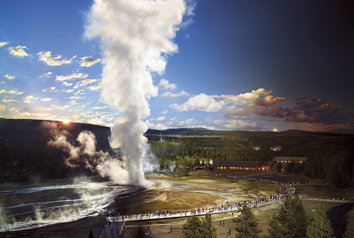 26 Fotos De Yellowstone