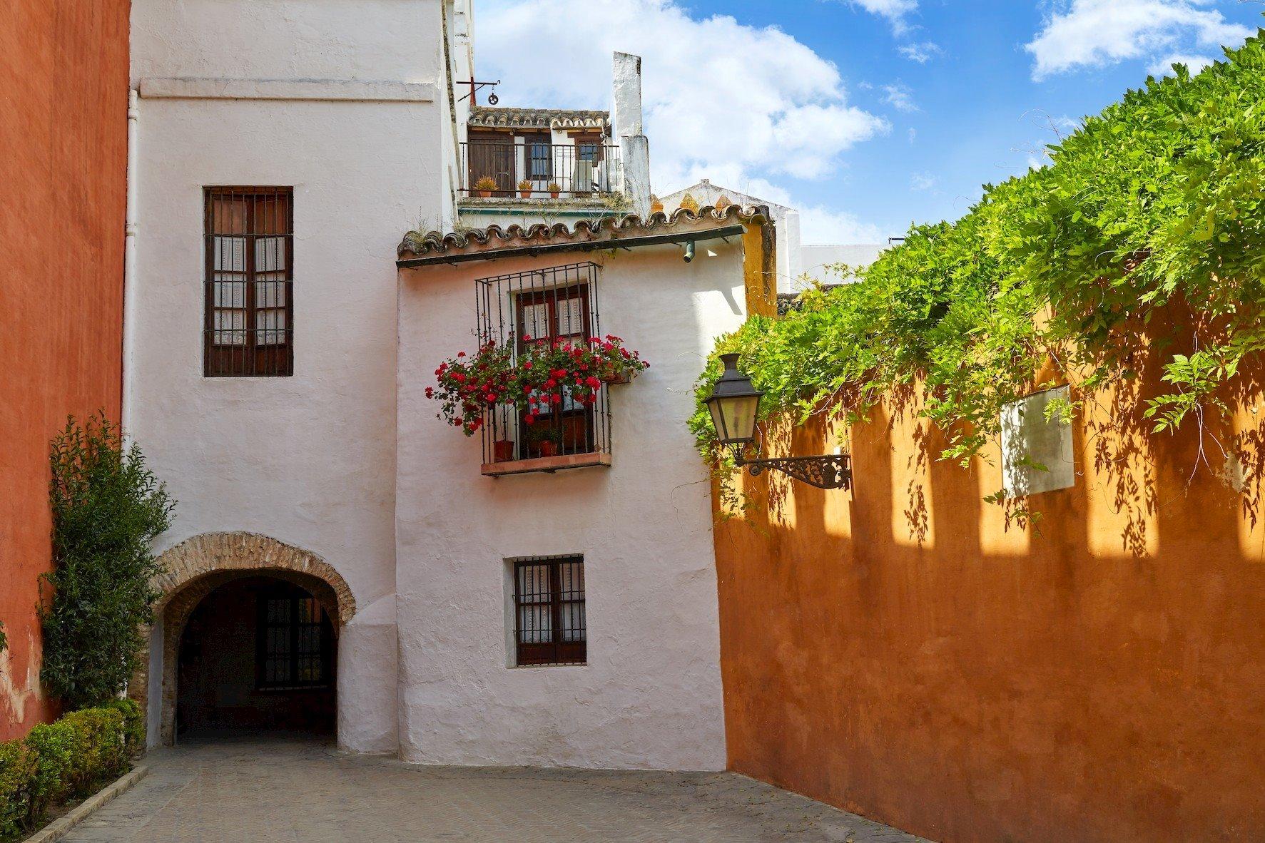 juderia sevilla. Aljama de Santa Cruz, Sevilla