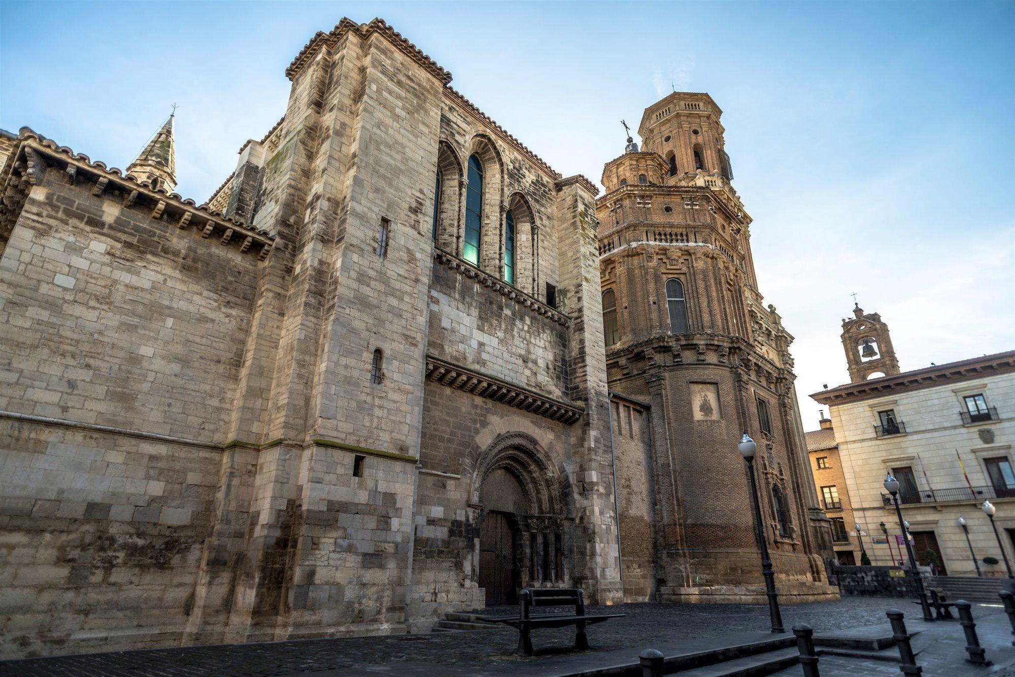 juderia tudela. Catedral de Santa María, Tudela